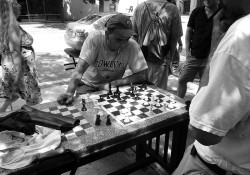 really good chess player