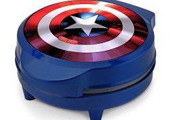 Captain-American-Hail-Hydra-Waffle-Maker