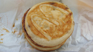 Aerial View of a McGriddle